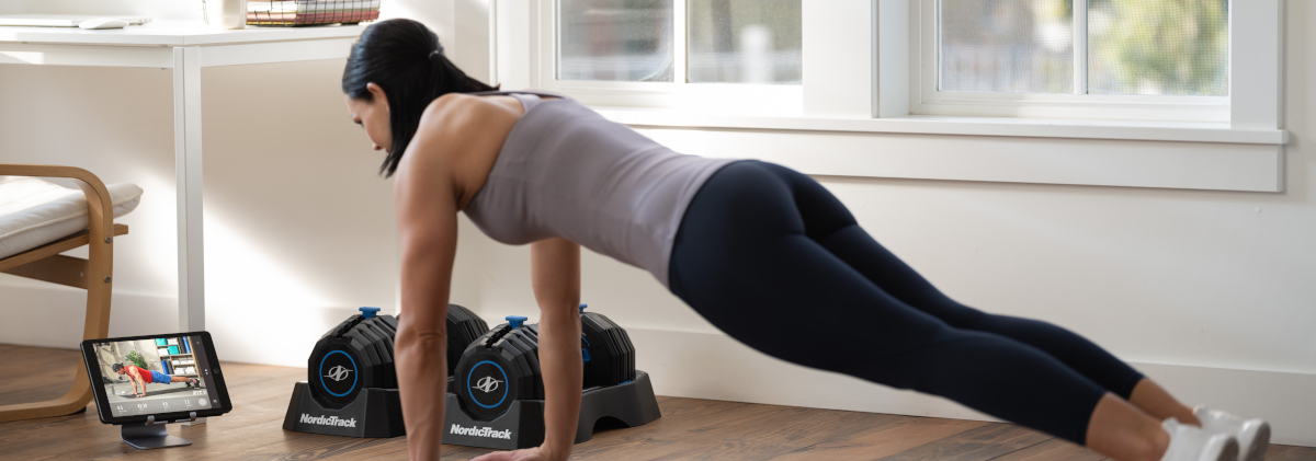 Workout On Your Time With The iFit TV App | NordicTrack Blog