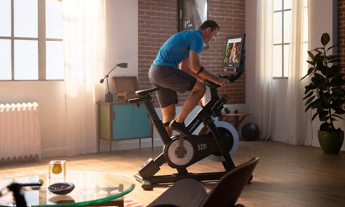 iFit Bike Workout – NordicTrack Blog