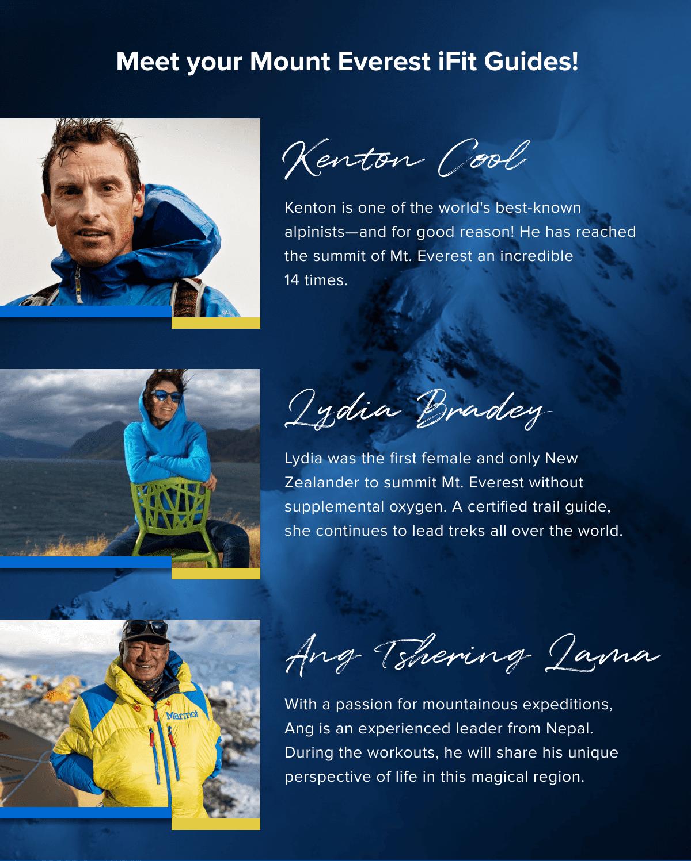 Mt. Everest Workout iFIT – NordicTrack Blog