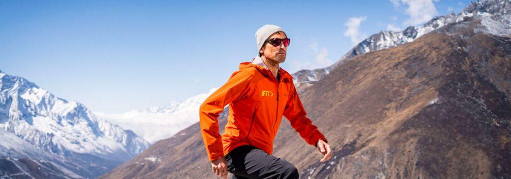 First-Ever iFit Live Workout From Mt. Everest Base Camp | NordicTrack Blog