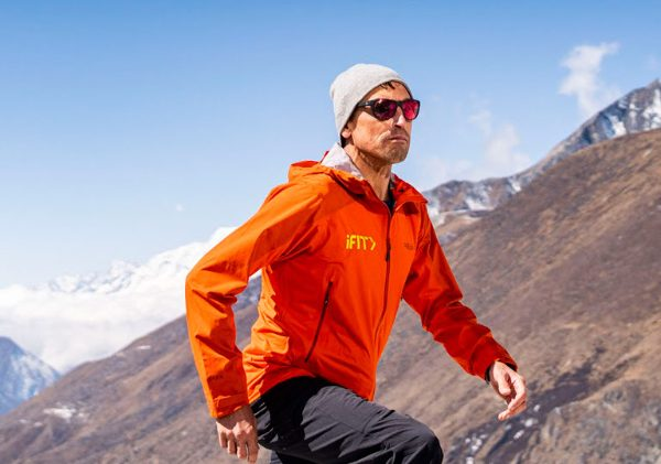 First-Ever iFit Live Workout From Mt. Everest Base Camp | NordicTrack Blog